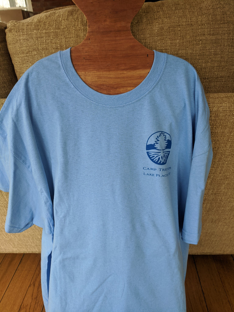 Camp Treetops T-Shirts [Youth]