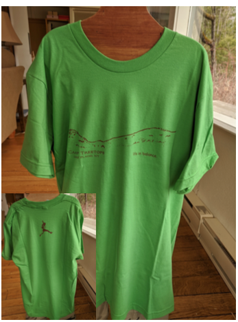 Camp Treetops Life In Balance T-Shirt