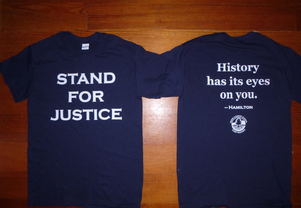 Stand For Justice T-Shirt