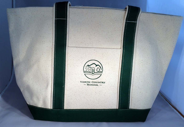 NCS Canvas Tote Bag