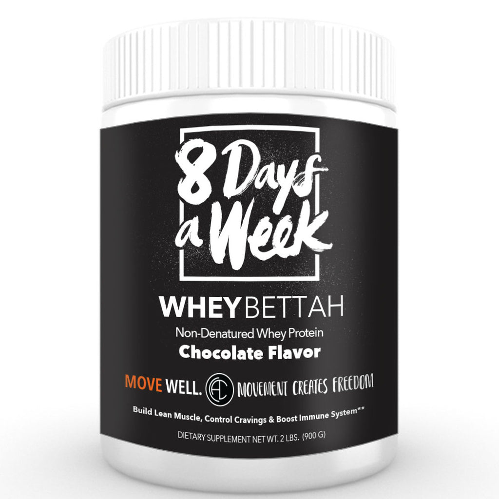 WHEY BETTAH (Chocolate)
