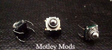 Domed Tactical Switch - Motley Mods - 1