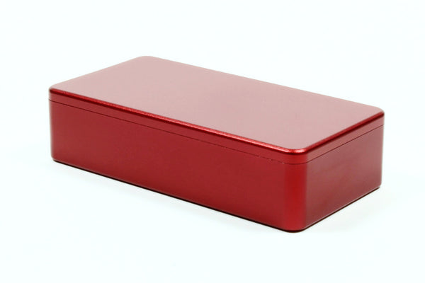 1590G CNC ENCLOSURE {RED}