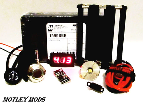 Motley Mods DIY Box Mod Supplies,Box Mod Kits,Box Mod Pwm