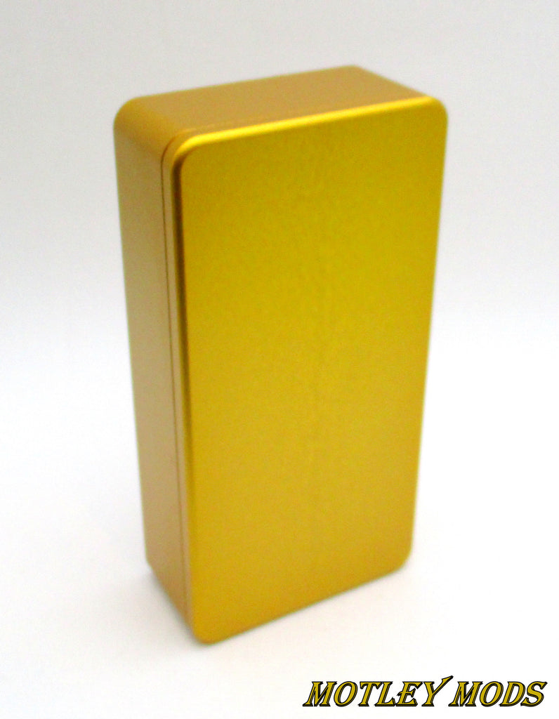 1590G CNC ENCLOSURE {Gold}