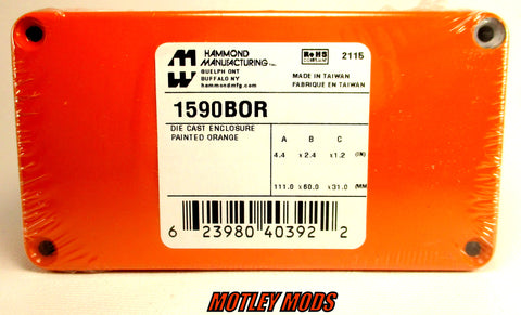 Hammond 1590B [Orange]