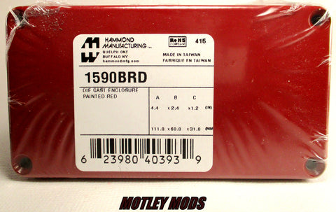 Hammond 1590B [Red]