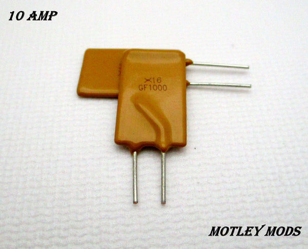 10 Amp Resettable Fuse
