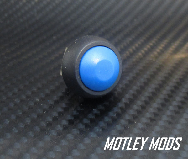 12mm Push Button Switch Domed - Motley Mods - 5