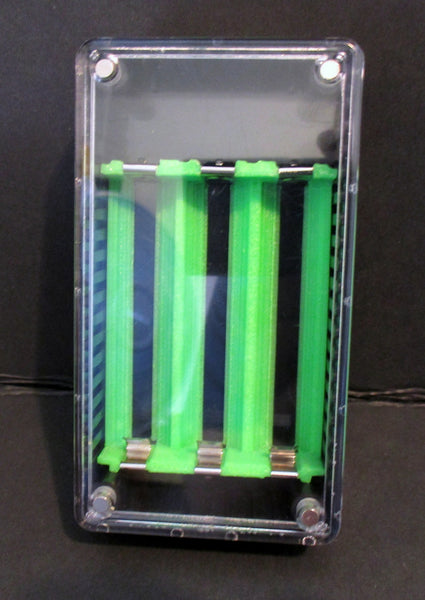 Box Mod Kit 1591B Green Triple - Motley Mods - 4
