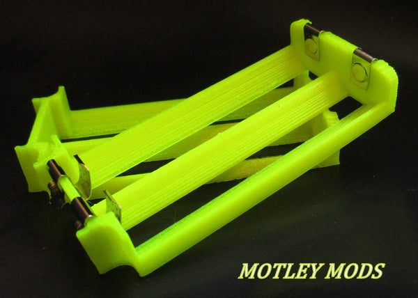 18650 Dual Battery Sleds - Motley Mods - 6