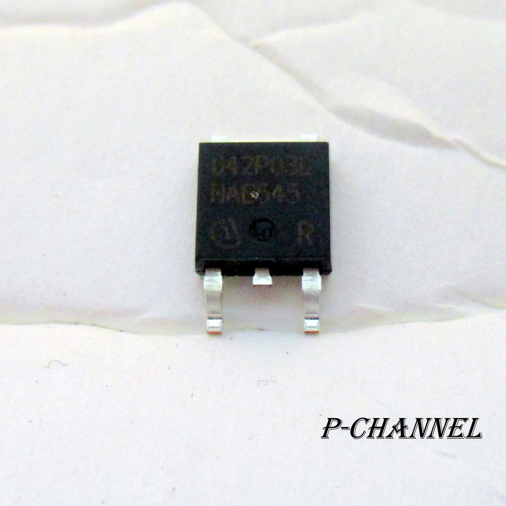 P-Channel Mosfet - Motley Mods