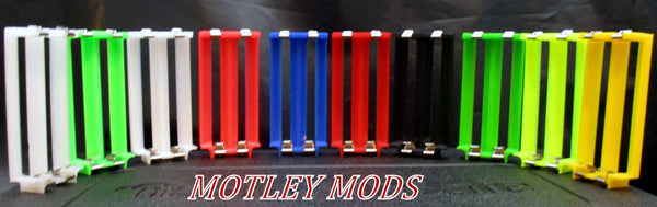 18650 Dual Battery Sleds - Motley Mods - 1