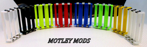 18650 Triple Battery Sleds - Motley Mods - 1