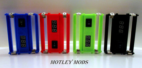 18650 Battery Sled,Volt-Switch - Motley Mods - 1