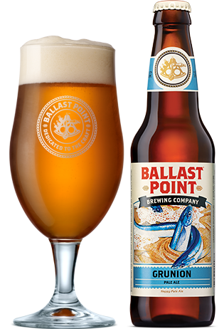 Ballast Point - Grunion Pale Ale