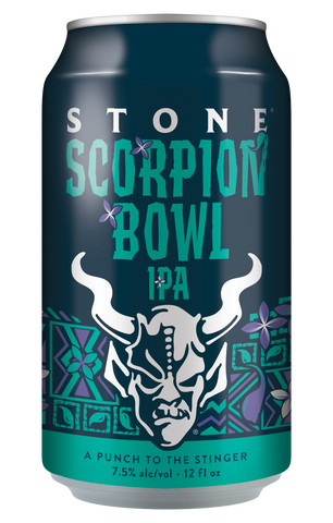 Stone - Scorpion Bowl IPA