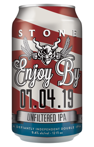 Stone - Enjoy By 07.04.19
