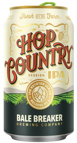 Bale Breaker - Hop Country Session IPA
