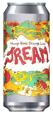 Burley Oak - JREAM: Mango Blood Orange Lassi
