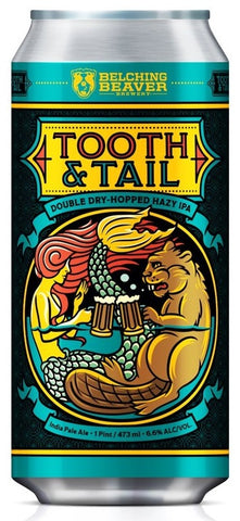 Belching Beaver - Tooth & Tail