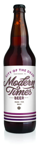 Modern Times - City of the Dead