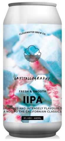 Cloudwater - Crystallography