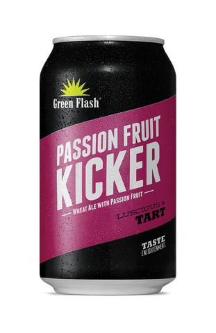 Green Flash - Passion Fruit Kicker