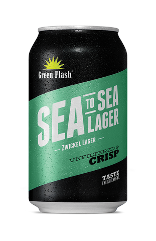 Green Flash - Sea to Sea Lager