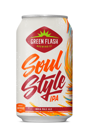 Green Flash - Soul Style IPA