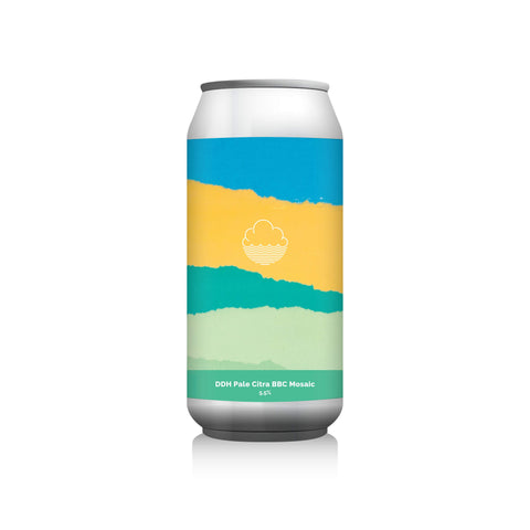 Cloudwater - DDH Pale Citra BBC Mosaic