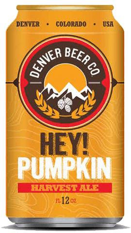 Denver Beer Co. - Hey! Pumpkin