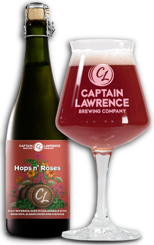 Captain Lawrence - Hops n' Roses