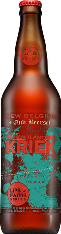 New Belgium - Transatlantique Kriek (2016)