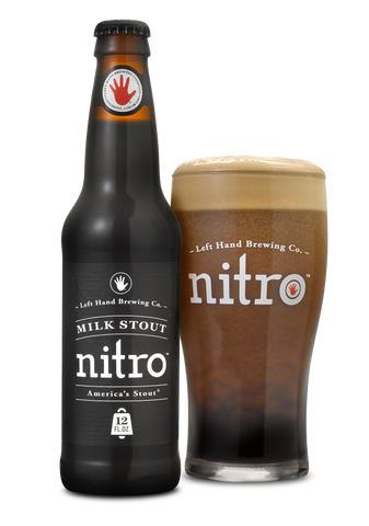 Left Hand - Milk Stout (Nitro)