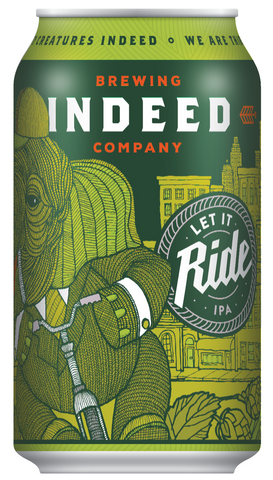 Indeed - Let It Ride IPA