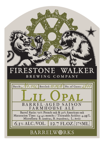 Firestone Walker - Lil Opal