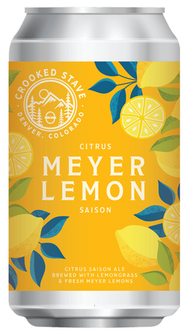 Crooked Stave - Meyer Lemon