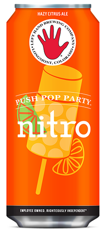 Left Hand - Push Pop Party (Nitro)