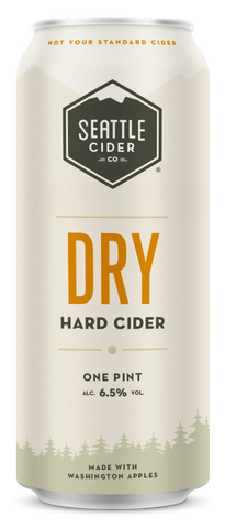 Seattle Cider Co. - Dry