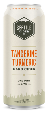 Seattle Cider Co. - Tangerine Turmeric