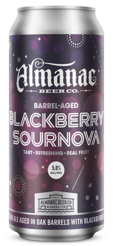Almanac - Blackberry Sournova