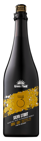 Green Flash - Cellar 3 Silva Stout