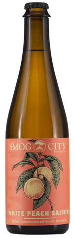 Smog City - White Peach Saison