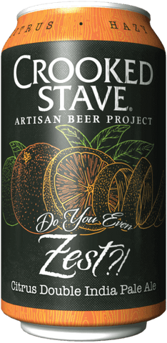 Crooked Stave - Do You Even Zest?!