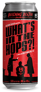 Belching Beaver - What's in the Hops?!