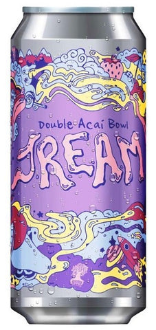 Burley Oak - JREAM: Double Acaí Bowl