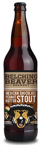Belching Beaver - Mexican Chocolate PB Milk Stout