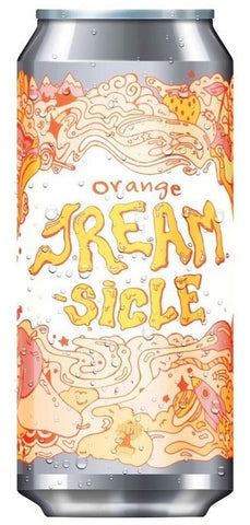 Burley Oak - Orange JREAMsicle