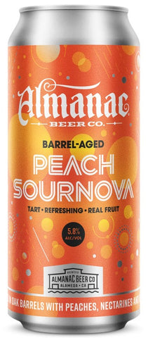 Almanac - Peach Sournova